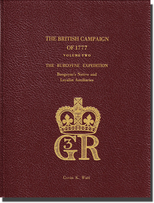 The British Campaign of 1777, Volume 2