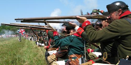 Loyalist Institute Reenactment Groups Butler S Rangers