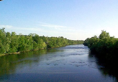 Broad River Looking South