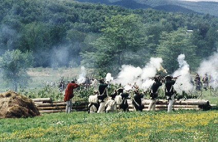 Fort Ticonderoga, 2000