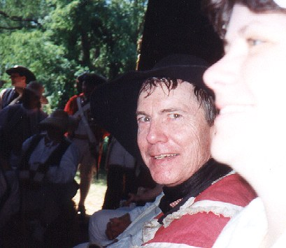Ware Martin, Fanning's Regiment, North Carolina Militia, School of the Loyalist, 1997